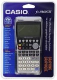 Casio rekenmachine FX-9860GII _