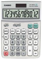Casio rekenmachine DF-120 Eco