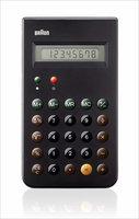 Braun rekenmachine ET66 zwart