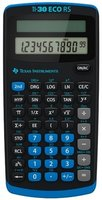 Texas Instruments rekenmachine TI-30 Eco RS