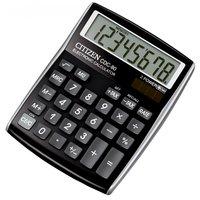 Citizen rekenmachine CDC-80 zwart