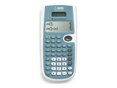 Texas Instruments rekenmachine TI-30XS MultiView