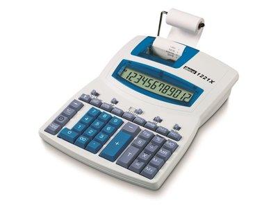 Ibico 1221x print rekenmachine met telro